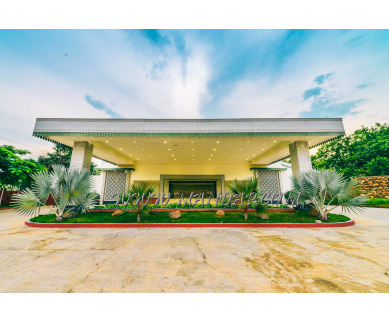 Find the availability of Trance Greenfields Orchid Hall (A/C)  in Moinabad, Hyderabad and avail the special offers