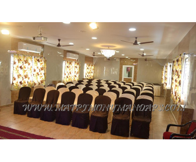 Explore Bay View Hall (A/C) in White Town, Pondicherry - Pre-function Area