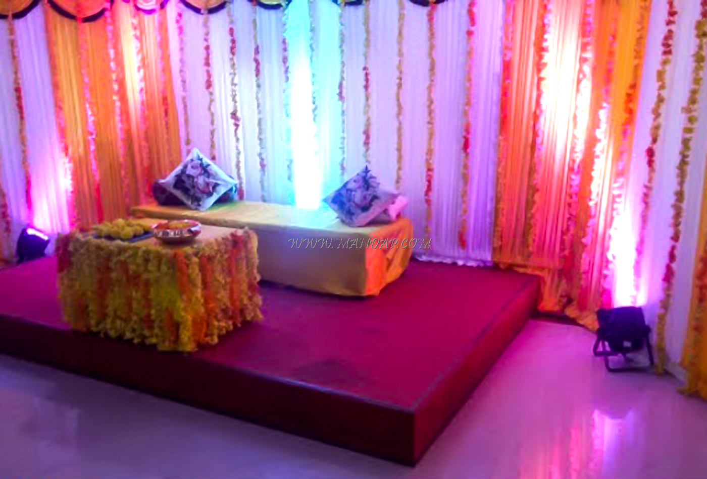 Find the availability of the Kumari Gardens Main Hall (A/C) in Attingal, Trivandrum and avail special offers