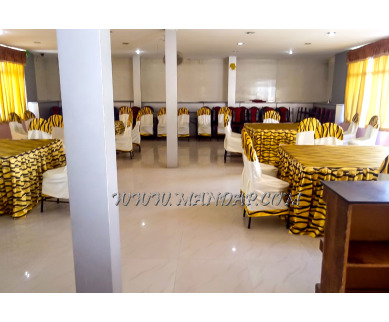Find the availability of Kumari Gardens Party Hall 1 in Attingal, Trivandrum and avail the special offers