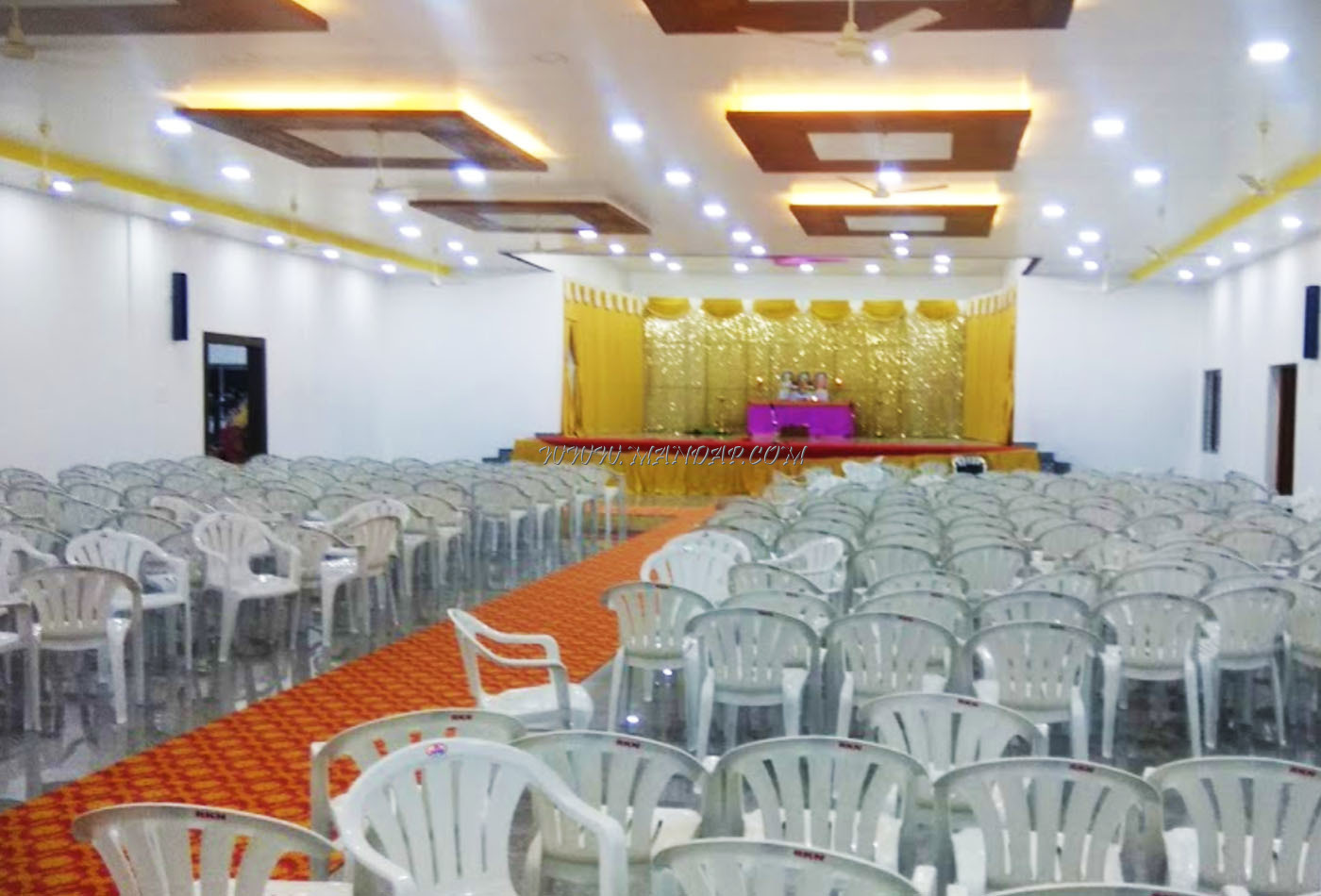 Find the availability of the RKN Thirumana Mandapam in Pollachi, Coimbatore and avail special offers