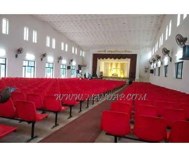 Find the availability of Devi Auditorium Mini Hall in Mynagappally, Kollam and avail the special offers