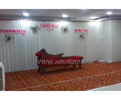Explore Thirumalai Mahal in Pollachi, Coimbatore - Stage