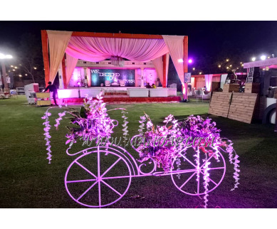 Find the availability of Omera The Farm Stay Lawn in Sector 111, Gurgaon and avail the special offers