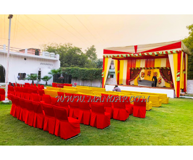 Find the availability of Krishnatre Farm House Lawn in Vijay Nagar, Ghaziabad and avail the special offers