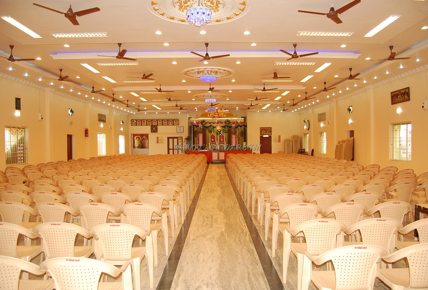 Find the availability of the Suba Mangala Mahal (A/C) in Thavalakuppam, Pondicherry and avail special offers