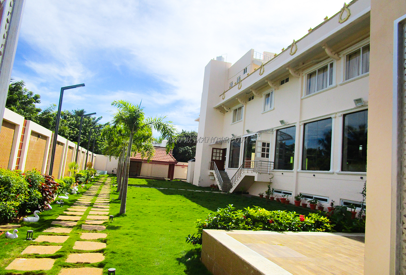 Find the availability of the Sri Ganesh Open Lawn in Kalapet, Pondicherry and avail special offers