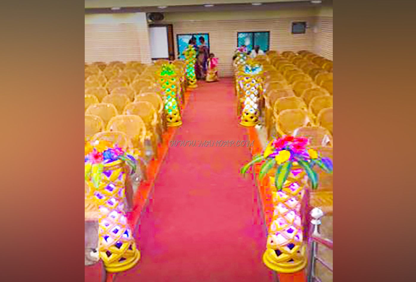 Find the availability of the Savithiri Kaliyaperumal Marriage Hall (A/C) in Karaikal, Pondicherry and avail special offers