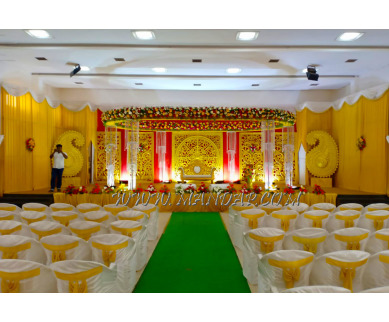 Find the availability of Sri Saraswathi Mahal in Avinashi, Coimbatore and avail the special offers