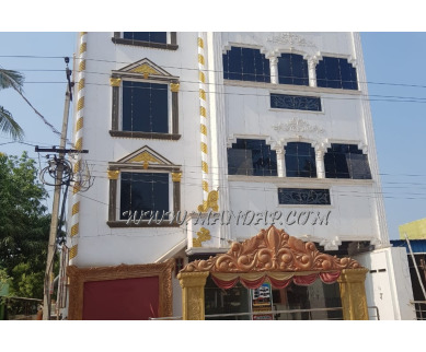 Find the availability of Sri Rajgreen Palace Marriage And Party Hall (A/C)  in Tiruvallur, Chennai and avail the special offers