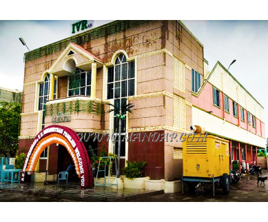 Find the availability of IVR Marriage Hall (A/C)  in Tiruvallur, Chennai and avail the special offers