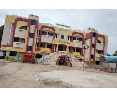 Find the availability of AP Star Marriage Hall in Tiruvallur, Chennai and avail the special offers