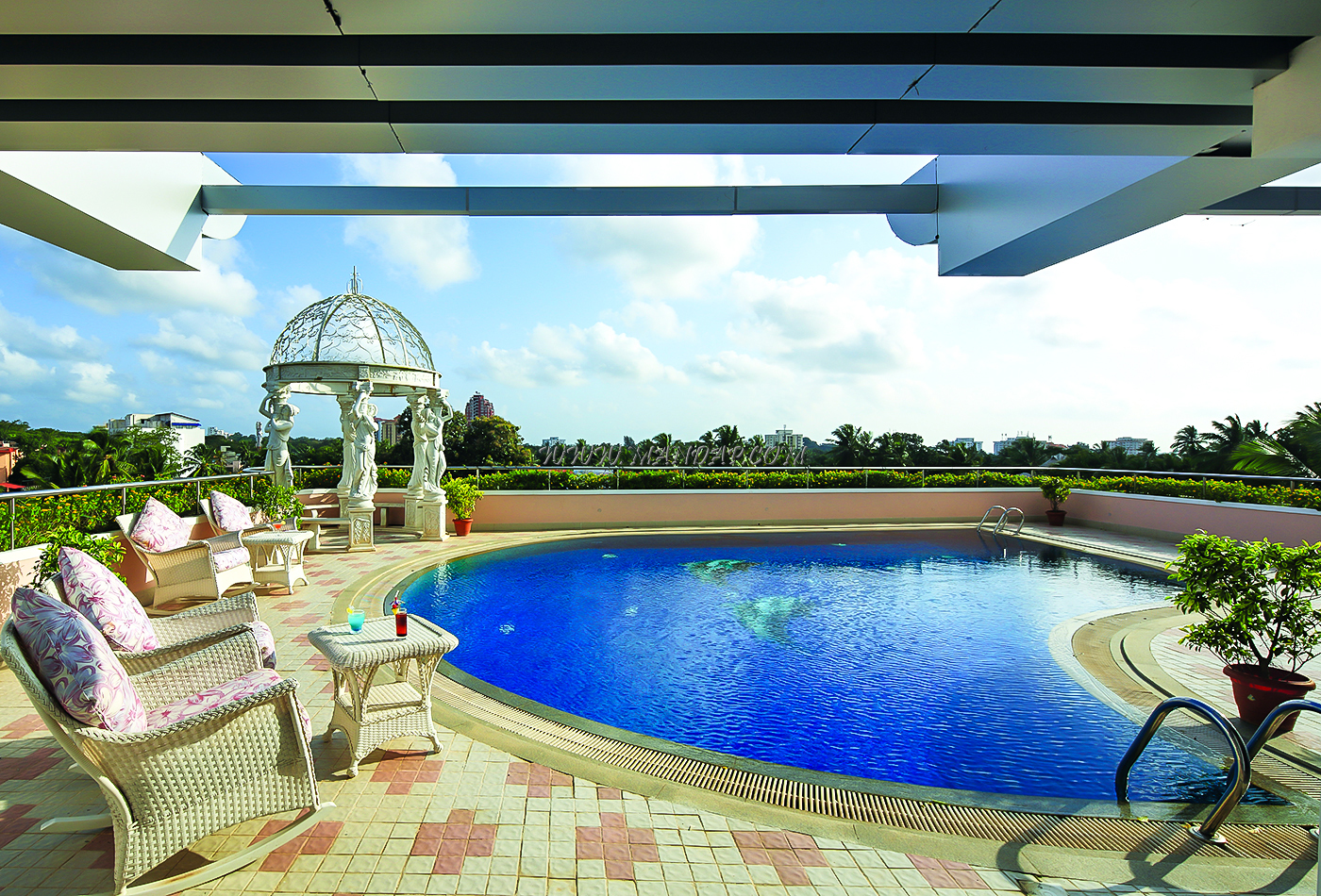 Find the availability of the Windsor Rajadhani Pool Side in Peroorkada, Trivandrum and avail special offers