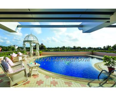 Explore Windsor Rajadhani Pool Side in Peroorkada, Trivandrum - 3