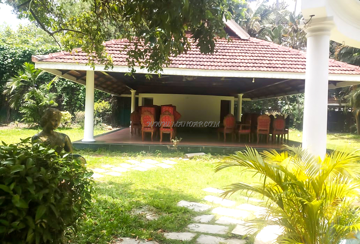 Find the availability of the Park Rajadhani Open Lawn in Pattom, Trivandrum and avail special offers
