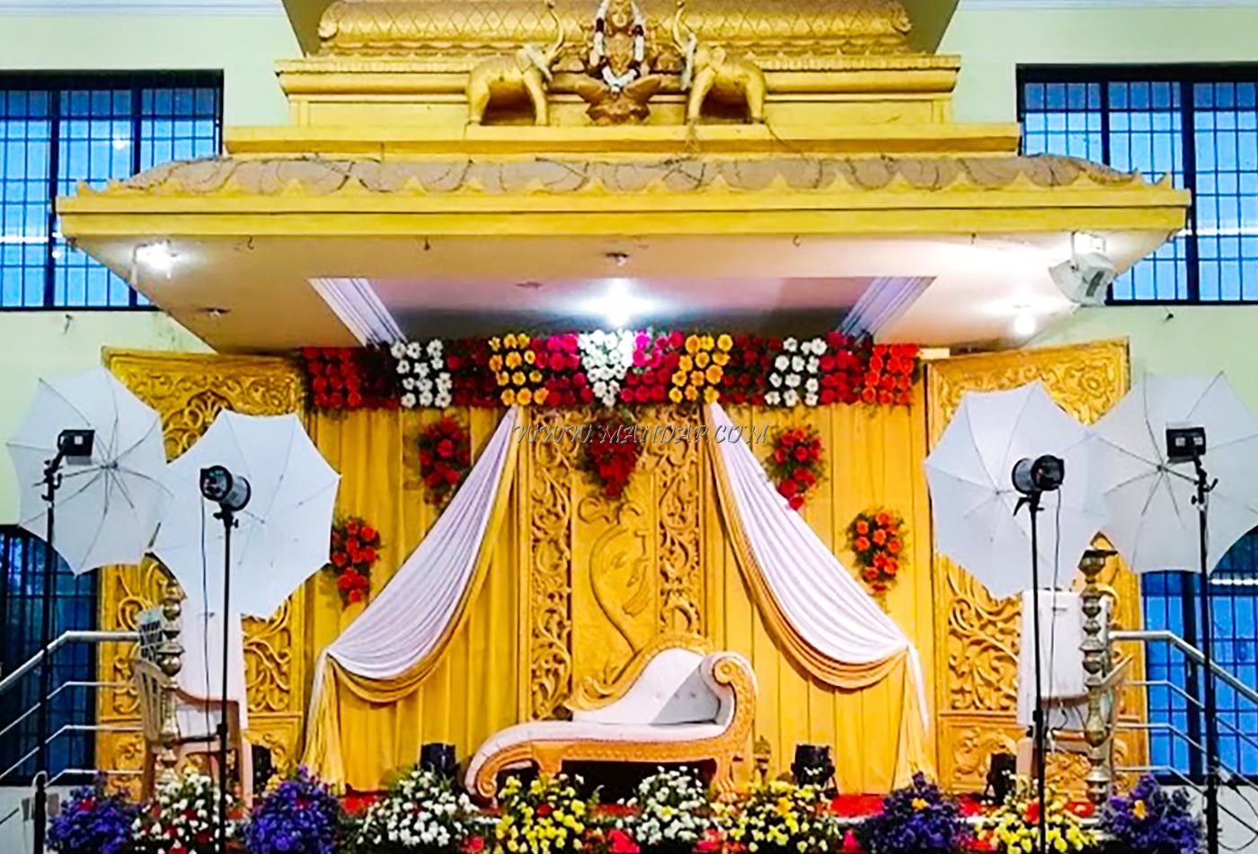 Find the availability of the Bala Kannaiya Padaiyatchi Thirumana Mahal in Cuddalore, Pondicherry and avail special offers