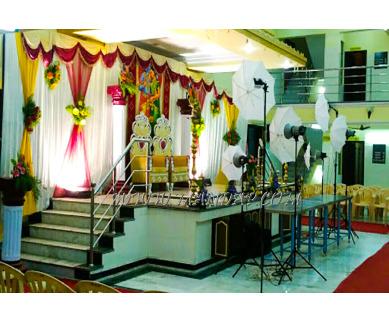 Explore Bala Kannaiya Padaiyatchi Thirumana Mahal in Cuddalore, Pondicherry - Stage