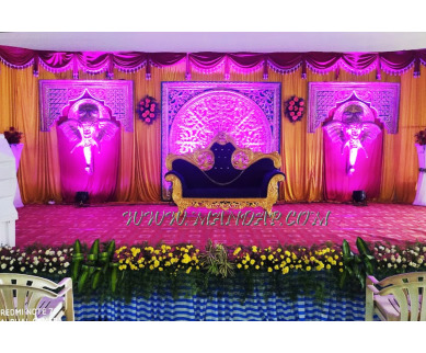 Find the availability of Rasammal Marriage Hall in Gobichettipalayam, Erode and avail the special offers