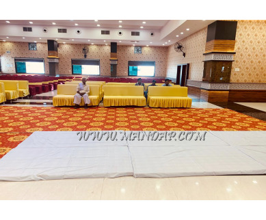 Find the availability of Vishwanath Chamat Sanskrutik Sabhagruh Hall (A/C)  in Dighori, Nagpur and avail the special offers