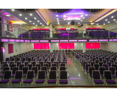 Find the availability of Exora convention centre Main Hall (A/C)  in Thavakkara, Kannur and avail the special offers