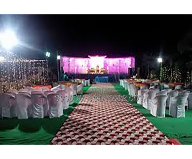Find the availability of A N Garden Function Hall (A/C)  in Sarangapur, Nizamabad and avail the special offers