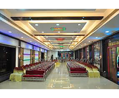 Find the availability of Sarayu Convention  Function Hall (A/C)  in Bodhan, Nizamabad and avail the special offers