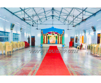 Find the availability of Narasus mahalakshmiammal tirumana mandapam in Thoppur, Dharmapuri and avail the special offers