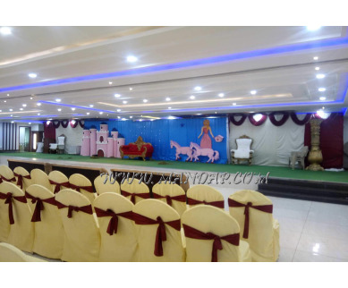 Find the availability of Reddy Marriage Hall Warangal (A/C)  in Hanamkonda, Warangal and avail the special offers