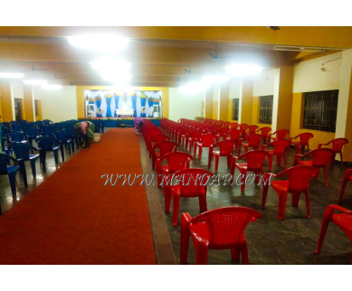 Find the availability of Mudhugunder Mangammal Thirumana Mandapam in Thoppur, Dharmapuri and avail the special offers