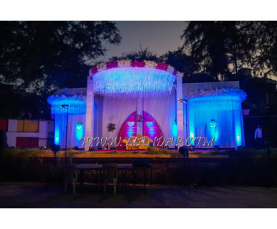 Find the availability of Shri Krishna Marriage Lawns in Nashik Road, Nashik and avail the special offers