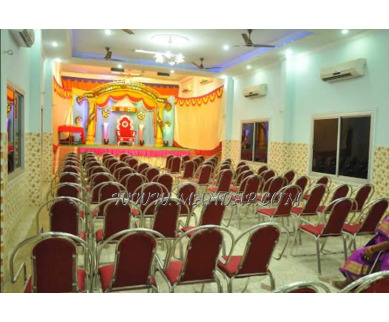 Find the availability of Devi Priya Function Hall (A/C)  in Tenali Bazar, Tenali and avail the special offers