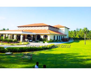 Explore Oceanspray Resort Trafalgar Square 3 in White Town, Pondicherry - 3