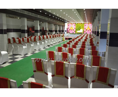Find the availability of svs function hall 1 (A/C)  in Ongole City, Ongole and avail the special offers
