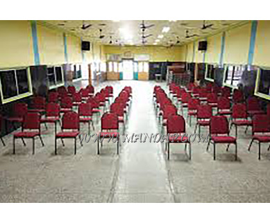 Find the availability of Sri Radhakrishna Function Hall (A/C)  in Tenali Bazar, Tenali and avail the special offers