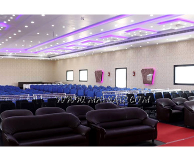 Find the availability of Ratna Fortune Convention Hall (A/C)  in Satyanarayanapuram, Tenali and avail the special offers