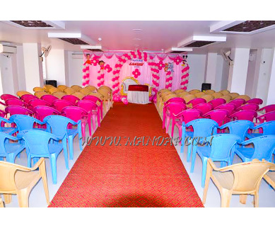 Find the availability of Friends Square Mini Hall  (A/C)  in Tirunelveli Town, Tirunelveli and avail the special offers