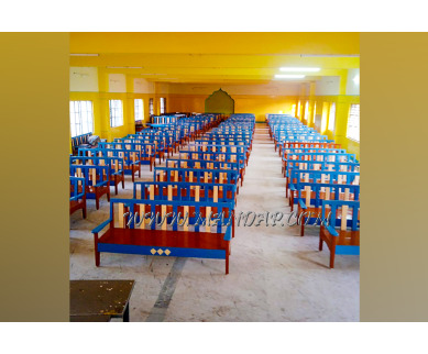 Find the availability of Kumaran Thirumana Mandapam in Thoppur, Dharmapuri and avail the special offers
