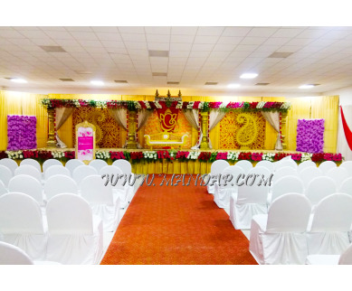 Find the availability of Heritage Resort Chettinad Banquet Hall (A/C)  in Arapalayam, Madurai and avail the special offers