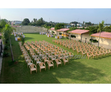 Find the availability of The Arboretum Open Lawn in Kottakuppam, Pondicherry and avail the special offers