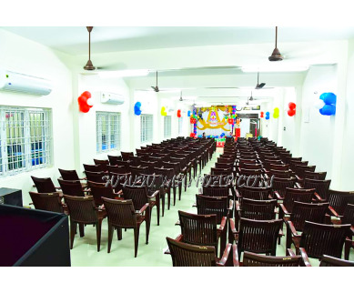 Find the availability of Dk Tower  Function Hall (A/C)  in Alagrammam, Villupuram and avail the special offers
