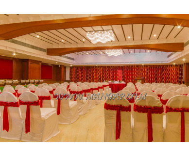 Find the availability of Hotel Annamalai Prince Court Banquet Hall (A/C)  in Saram, Pondicherry and avail the special offers