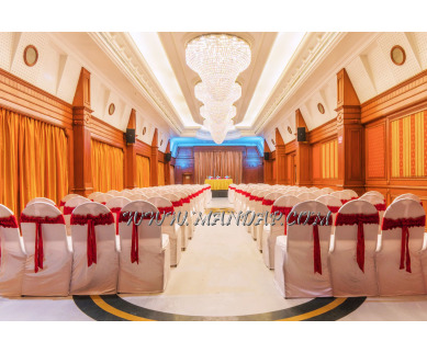 Find the availability of Hotel Annamalai Durbar Banquet Hall (A/C)  in Saram, Pondicherry and avail the special offers