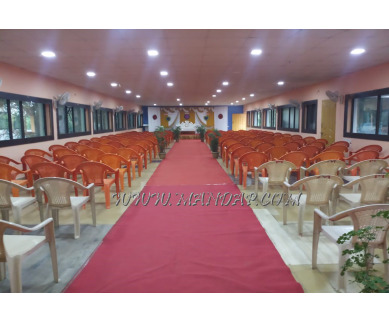 Find the availability of Mithra Resorts Hall (A/C)  in Perur, Coimbatore and avail the special offers
