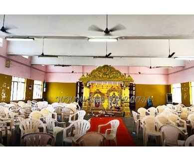 Find the availability of Kamarajar Tirumana Mandapam (A/C)  in Podanur, Coimbatore and avail the special offers