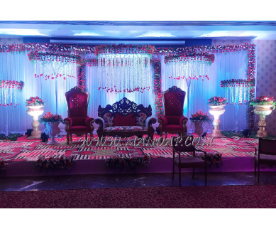Find the availability of Raj Mahal Banquet And Lawn (A/C)  in Kamptee, Nagpur and avail the special offers