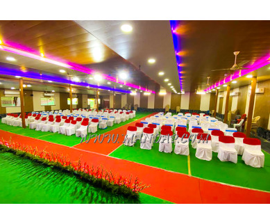 Find the availability of Golden park  function hall (A/C)  in Proddatur, Kadapa and avail the special offers