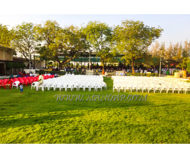 Find the availability of indrajyot Wedding Lawn in Aurangabad City, Aurangabad and avail the special offers