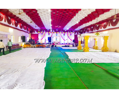 Find the availability of indrajyot Marriage Hall in Aurangabad City, Aurangabad and avail the special offers