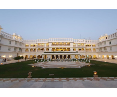 Find the availability of Zone Palace by the Park Lawn 1 (A/C)  in Sodala, Jaipur and avail the special offers