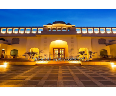 Find the availability of Zone Palace by the Park Hall 2 (A/C)  in Sodala, Jaipur and avail the special offers